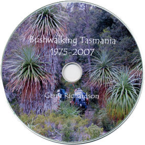 Bushwalking Tasmania CD